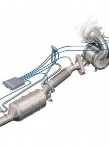 Программное отключение и  физическое удаление сажевых фильтров (DPF, FAP)